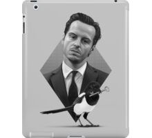 A good old-fashioned villain iPad Case/Skin