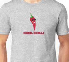 Cool Chilli - Red Hot Pain Burn Food Yum - Toon T-Shirt Sticker Unisex T-Shirt