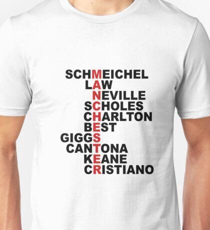 MANCHESTER LEGENDS Unisex T-Shirt