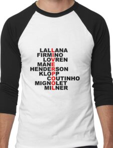 liv 2 Men's Baseball ¾ T-Shirt
