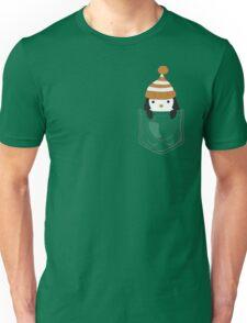 Pocket Penguin Unisex T-Shirt