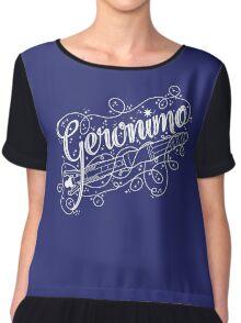 Geronimo! Chiffon Top