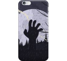 Hand from the earth iPhone Case/Skin