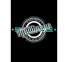 Milliways Photographic Print