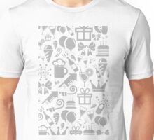 Holiday a background Unisex T-Shirt