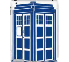 Colour Me Tardis iPad Case/Skin