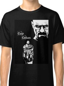 Breaking Bad on Cupcakes Classic T-Shirt