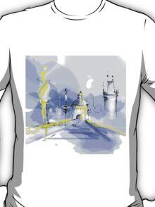 Charles Bridge_Prague T-Shirt