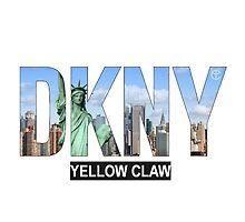 DKNY Yellow Claw 2 by luigi2be
