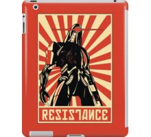 Geth Resistance Legion iPad Case/Skin
