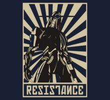 Geth Resistance Legion Kids Clothes