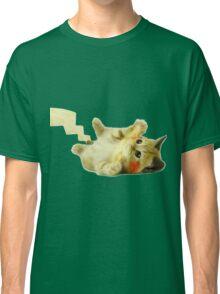 Pikachu Cat Classic T-Shirt