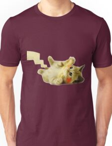 Pikachu Cat Unisex T-Shirt