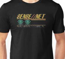 Neuromancer Cyberpunk SenseNet Unisex T-Shirt