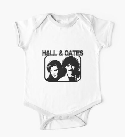 Hall & Oates One Piece - Short Sleeve