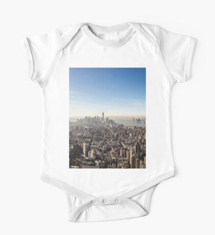 Manhattan Aerial One Piece - Short Sleeve