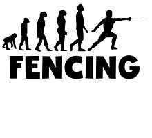 Fencing Evolution by kwg2200