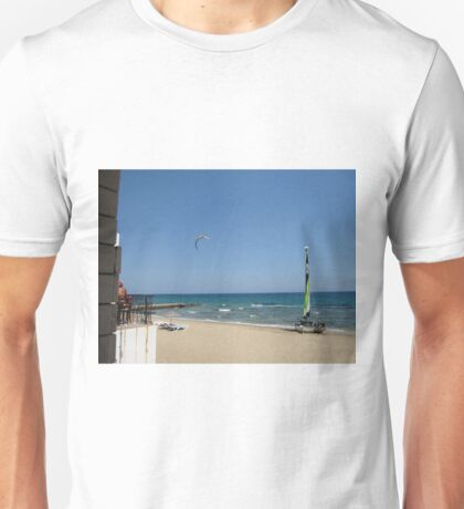 PULL ASHORE FOR A PINT. Unisex T-Shirt