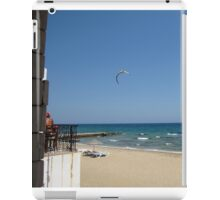 PULL ASHORE FOR A PINT. iPad Case/Skin
