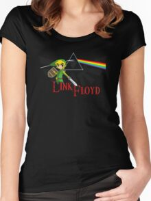 Link Floyd Women's Fitted Scoop T-Shirt