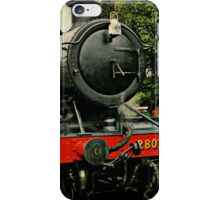 Heavy Goods Steam Train iPhone Case/Skin