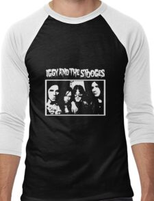 Iggy and the Stooges Men's Baseball ¾ T-Shirt