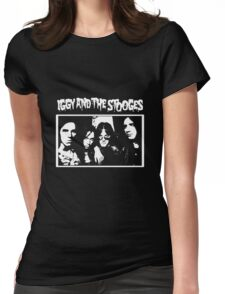 Iggy and the Stooges Womens Fitted T-Shirt