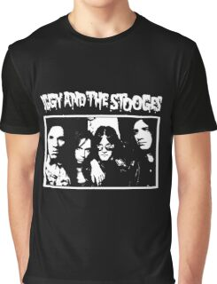 Iggy and the Stooges Graphic T-Shirt