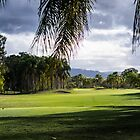 Golf Day by Jeanne Peters