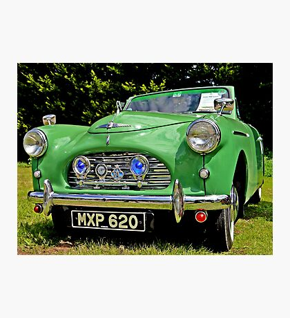 Austin A40 Sports Photographic Print
