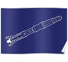 Sonic screwdriver 11 Poster