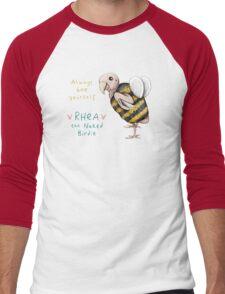 Rhea - Always Bee Yourself Men's Baseball ¾ T-Shirt