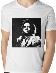 Neil Diamond Essential Mens V-Neck T-Shirt
