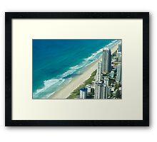 Surfers Paradise Views VI Framed Print