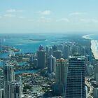 Surfers Paradise Views V by Jeanne Peters