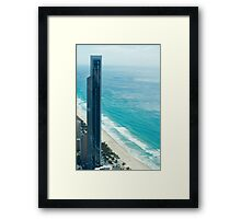 Surfers Paradise Views II Framed Print