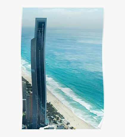 Surfers Paradise Views II Poster
