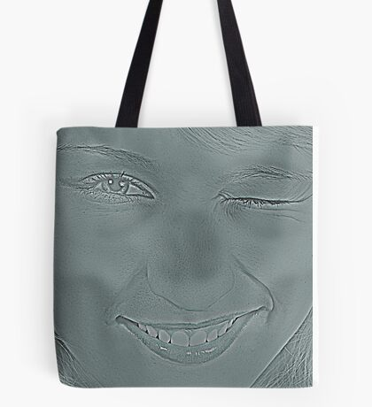 Deadly Girl Tote Bag