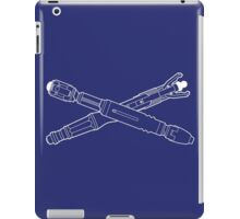 Sonic screwdrivers iPad Case/Skin