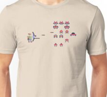 Archery retro arcade 2 Unisex T-Shirt