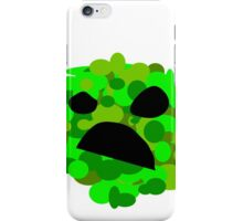 Artistic Creeper iPhone Case/Skin