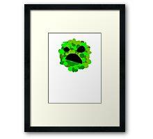 Artistic Creeper Framed Print