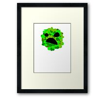 Artistic Creeper Framed Print