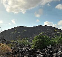 Black Mountain near Cooktown ,Far North Queensland. by Michael Crameri
