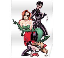 Troublesome Trio Poster