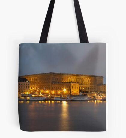 Stockholm Palace Tote Bag