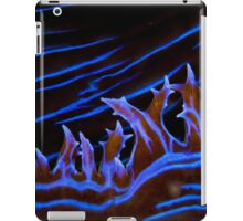 Clam abstract iPad Case/Skin