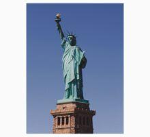 Statue Of Liberty Kids Tee