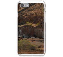 Chillago smelter,Far North Queensland iPhone Case/Skin
