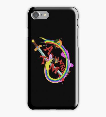 Adventure Time Mash iPhone Case/Skin